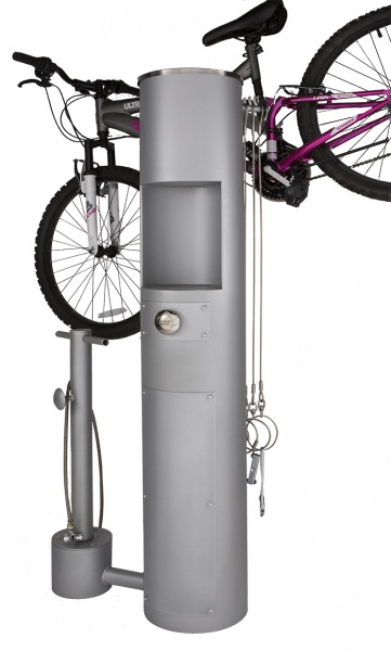 195 SM OR SMSS Bottle Filler & Bike Repair Station